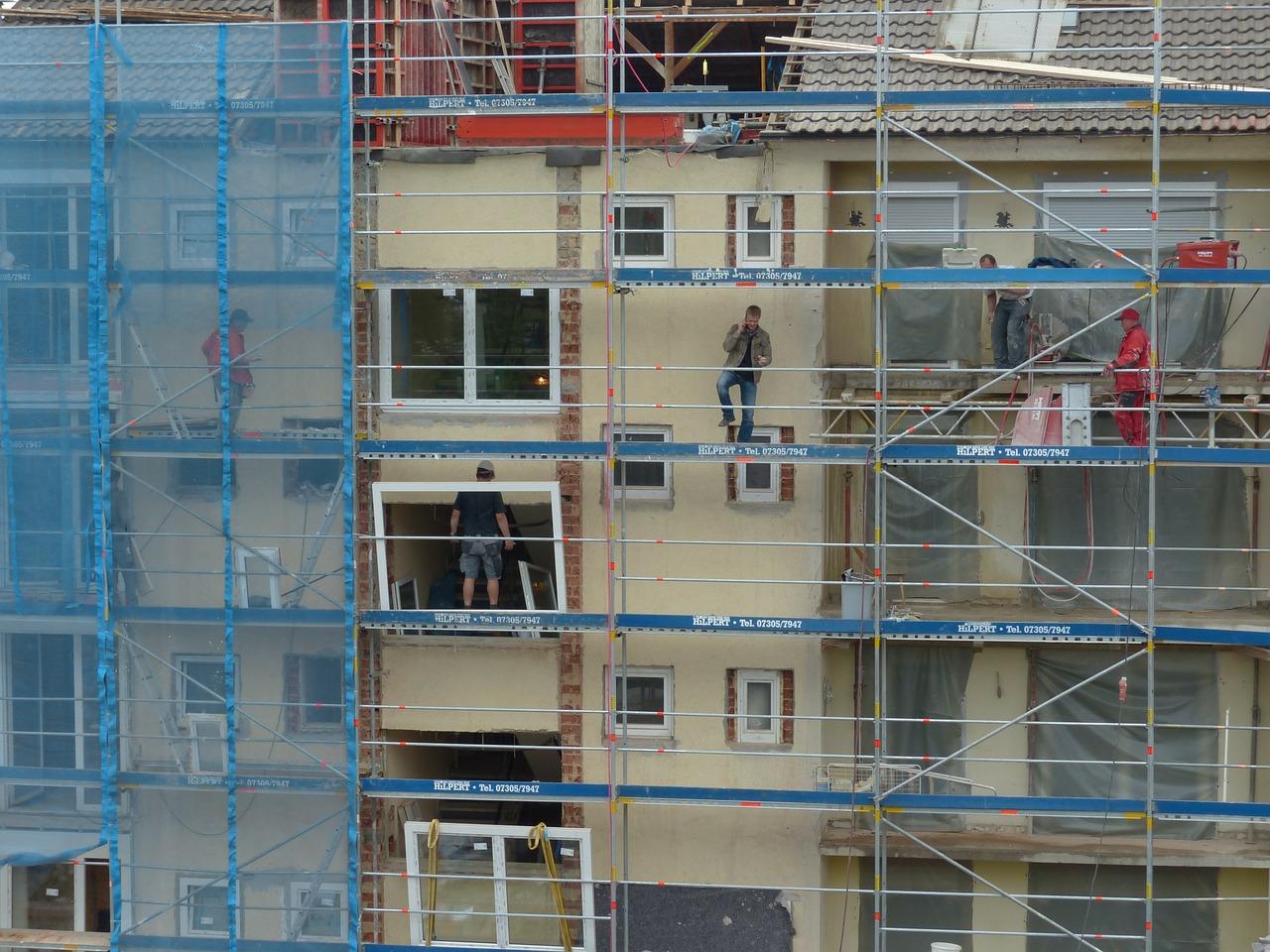 Comment financer les travaux d'une maison grâce à un prêt ?